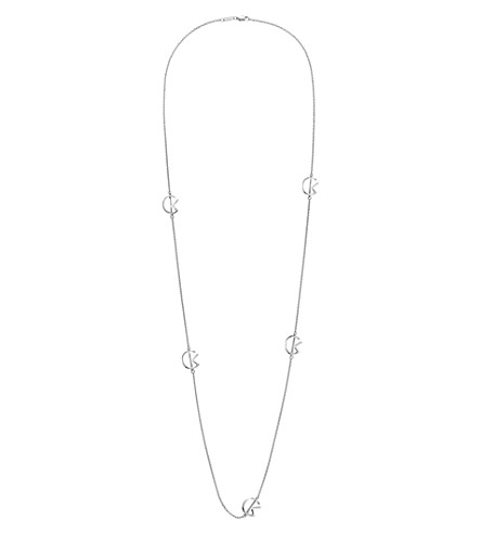 CALVIN KLEIN League stainless steel necklace