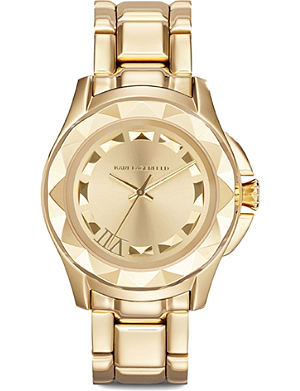 KARL LAGERFELD WATCHES KL1020 gold-plated unisex watch