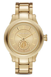 KARL LAGERFELD WATCHES KL1217 gold-plated unisex watch