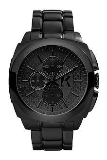 KARL LAGERFELD WATCHES KL1601 stainless steel chronograph watch