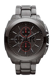 KARL LAGERFELD WATCHES KL1603 stainless steel chronograph watch