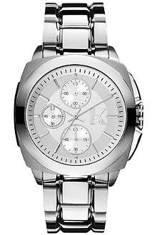KARL LAGERFELD WATCHES KL1604 stainless steel chronograph watch