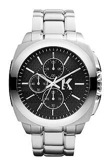 KARL LAGERFELD WATCHES KL1605 stainless steel chronograph watch