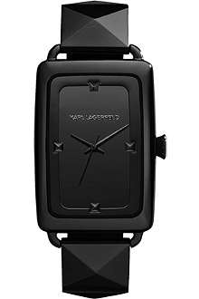 KARL LAGERFELD WATCHES KL1801 stainless steel unisex watch