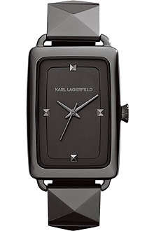 KARL LAGERFELD WATCHES KL1802 stainless steel unisex watch