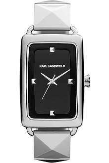 KARL LAGERFELD WATCHES KL1803 stainless steel unisex watch