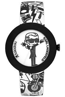 KARL LAGERFELD WATCHES KL2210 KARL x tokidoki unisex watch