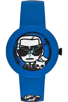 KARL LAGERFELD WATCHES KL2212 KARL x tokidoki unisex watch