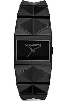KARL LAGERFELD WATCHES KL2601 stainless steel unisex watch