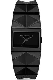 KARL LAGERFELD WATCHES KL2601 stainless steel unisex watch