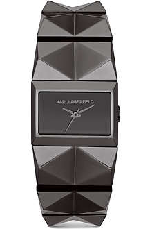 KARL LAGERFELD WATCHES KL2602 stainless steel unisex watch