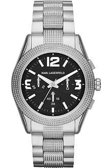 KARL LAGERFELD WATCHES KL2803 Kurator stainless steel watch