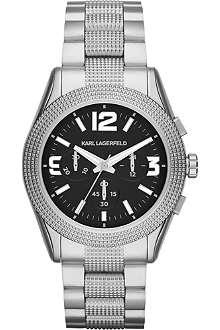KARL LAGERFELD WATCHES KL2803 Kurator stainless steel watch