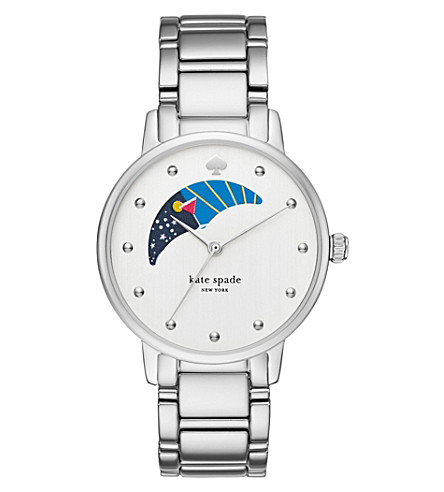 KATE SPADE KSW1075 Gramercy stainless steel watch