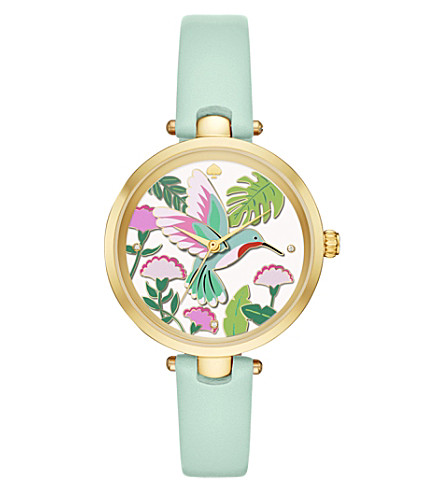 KATE SPADE KSW1309 Holland gold-plated watch