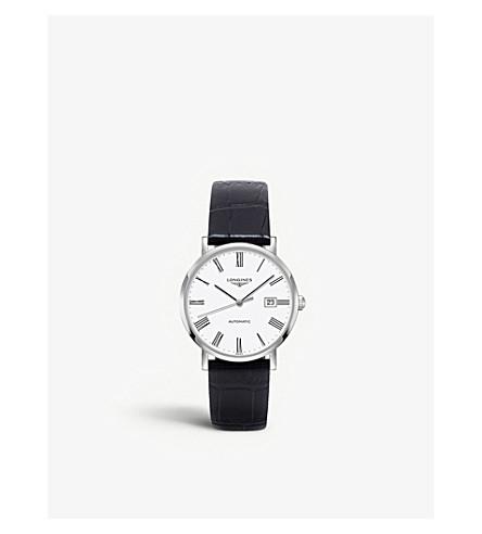LONGINES l4.910.4.11.2 不锈钢手表