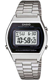 CASIO LA670WEA7EF stainless steel digital watch