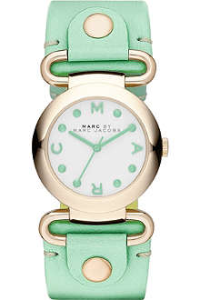 MARC BY MARC JACOBS MBM1306 Molly round watch
