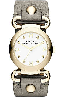MARC BY MARC JACOBS MBM1308 Molly round watch 3.03cm