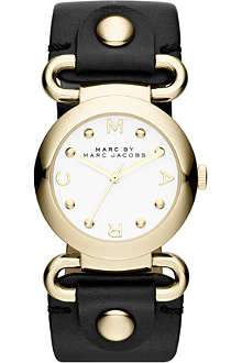 MARC BY MARC JACOBS MBM1309 Molly round watch 3.03cm