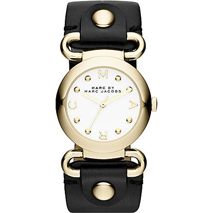 MARC BY MARC JACOBS MBM1309 Molly round watch 3.03cm (White