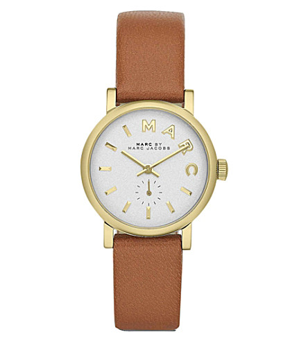 MARC JACOBS Mbm1317 round dial female watch (White