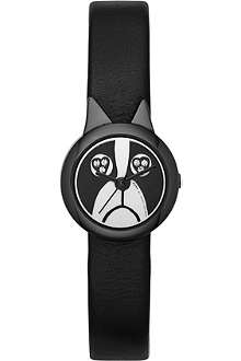 MARC BY MARC JACOBS Critters mixed watch