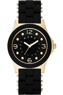 MARC BY MARC JACOBS Pelly gold and black ladies' watch