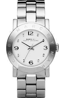 MARC BY MARC JACOBS MBM3054 Amy stainless steel watch
