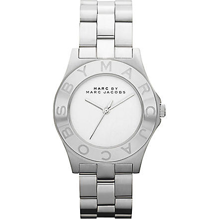 MARC BY MARC JACOBS MBM3125 Blade stainless steel watch (Silver