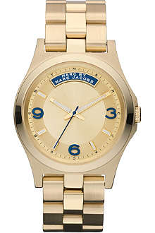 MARC BY MARC JACOBS MBM3162 Baby Dave gold-plated watch