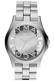 MARC BY MARC JACOBS MBM3205 Henry stainless steel watch