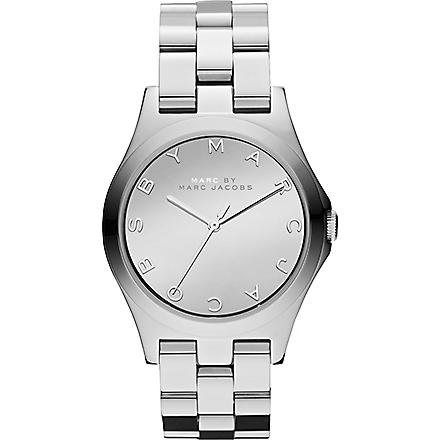 MARC BY MARC JACOBS MBM3210 stainless steel watch (Silver