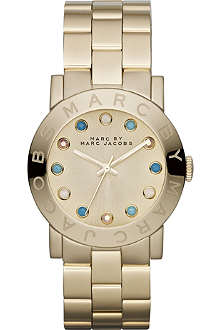 MARC BY MARC JACOBS MBM3215 Amy gold-toned watch