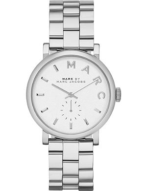 MARC BY MARC JACOBS MBM3242 Baker stainless steel watch