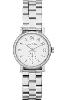 MARC BY MARC JACOBS MBM3246 Baker mini stainless steel watch 2.8cm
