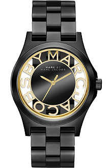 MARC BY MARC JACOBS MBM3255 Henry stainless steel watch