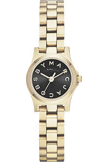 MARC BY MARC JACOBS MBM3257 Henry gold-toned stainless steel watch
