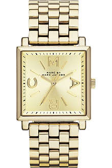 MARC BY MARC JACOBS MBM3259 Truman gold-toned stainless steel watch