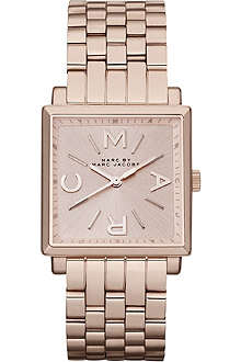 MARC BY MARC JACOBS MBM3260 Truman rose gold-toned stainless steel watch
