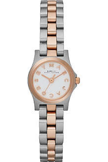 MARC BY MARC JACOBS MBM3261 Henry Dinky mini two-tone watch 2.1cm
