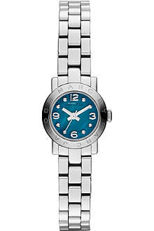 MARC BY MARC JACOBS Amy dinky stainless steel watch