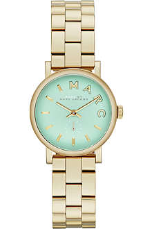 MARC BY MARC JACOBS MBM3284 Baker mini stainless steel watch 2.8cm