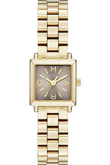 MARC BY MARC JACOBS MBM3287 Katherine mini gold-tone stainless steel watch