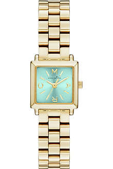 MARC BY MARC JACOBS MBM3289 Katherine mini gold-tone stainless steel watch