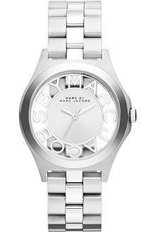 MARC BY MARC JACOBS MBM3291 Henry stainless steel watch