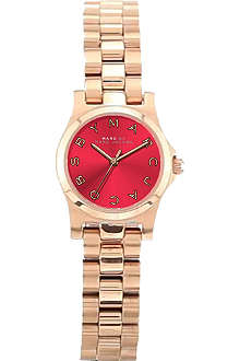 MARC BY MARC JACOBS Mbm3311 red dial female watch