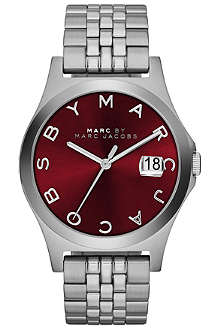 MARC BY MARC JACOBS MBM3314 The Slim stainless steel watch