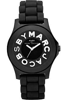 MARC BY MARC JACOBS MBM4006 unisex logo watch