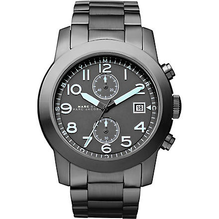 MARC BY MARC JACOBS MBM5031 Larry watch (Steel